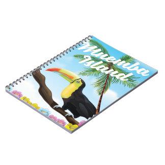 Cuaderno Isla de Mnemba