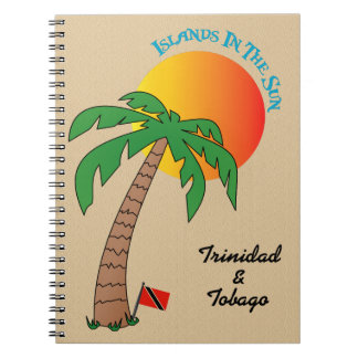 Cuaderno Islas de Trinidad and Tobago en The Sun