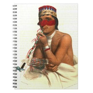 Cuaderno Jefe 1836 del Chippeway
