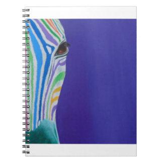 Cuaderno Jelena the Zebra
