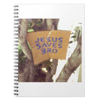 Cuaderno Jesús ahorra bro