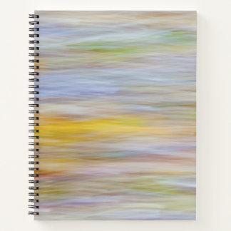 Cuaderno La caída se va en la playa el | Seabeck, WA