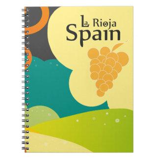 Cuaderno La Rioja