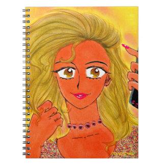 Cuaderno La toalla canaliza Branigan