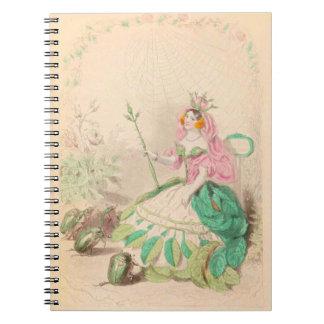 Cuaderno Les Fleurs subió