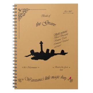 Cuaderno Libro del sepulcro
