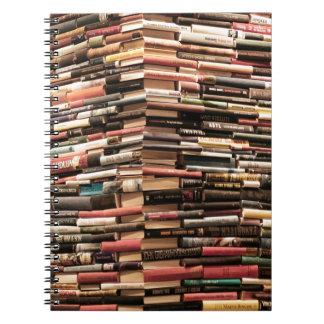 Cuaderno Libros