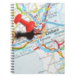 Cuaderno Lisboa, Lisboa, Portugal