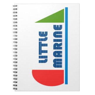 Cuaderno little marina