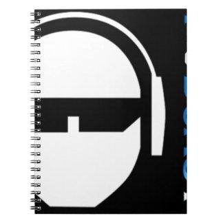 Cuaderno Logotipo del TSP