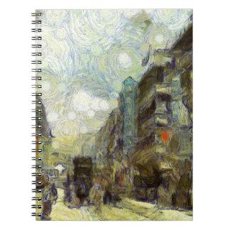 Cuaderno los años 60 Hong Kong