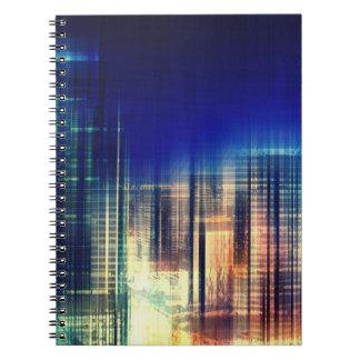 Cuaderno Luces de la ciudad