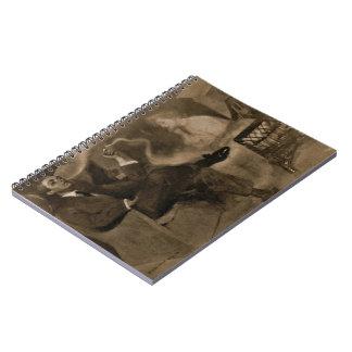 Cuaderno Magia dulce del humo 1903