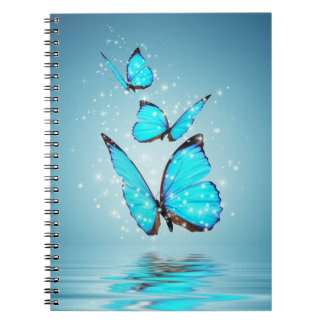 Cuaderno mágico de las mariposas