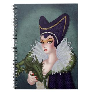 Cuaderno Maleficent