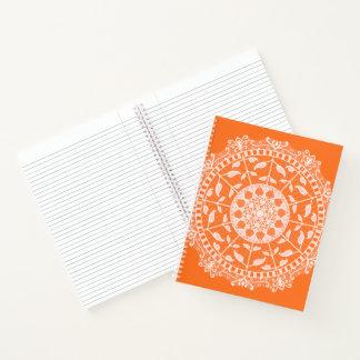 Cuaderno Mandala de la amapola