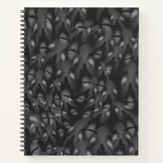 Cuaderno Mar de caras