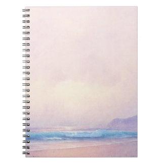 Cuaderno Mar del verano