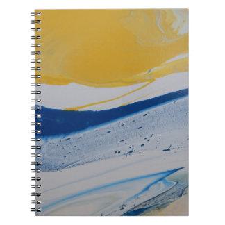 Cuaderno Marea de la tarde