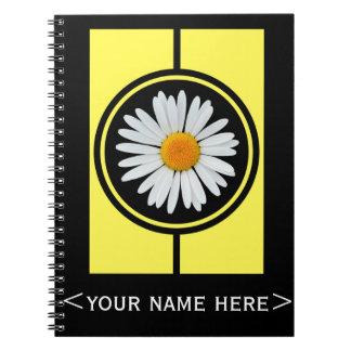 Cuaderno Margarita asombrosa