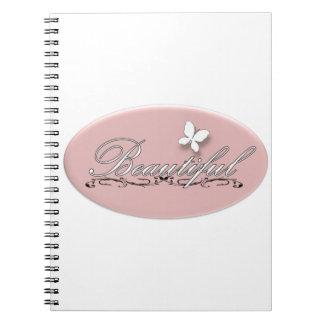 Cuaderno Mariposa hermosa
