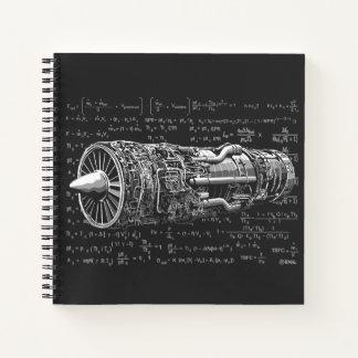 Cuaderno ¡Materias del empuje!