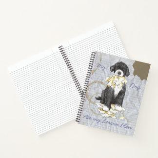Cuaderno Mi PWD comió mi plan de lección