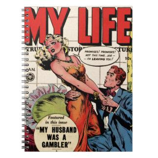 Cuaderno Mi vida