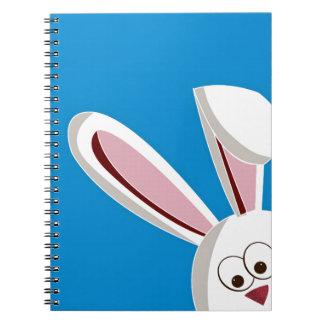 Cuaderno Mirar a escondidas el conejito