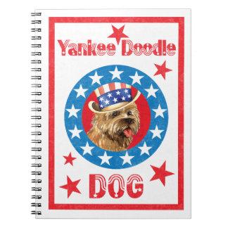 Cuaderno Mojón Terrier patriótico