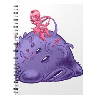 Cuaderno monster
