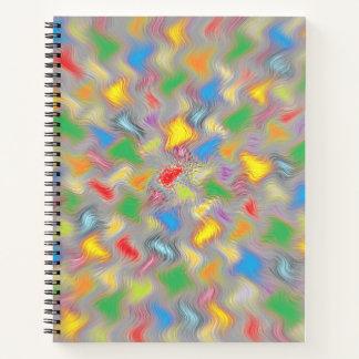 Cuaderno Movimientos del cepillo