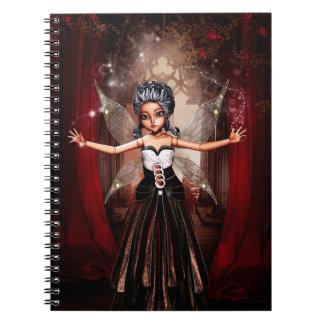 Cuaderno Muñeca de hadas