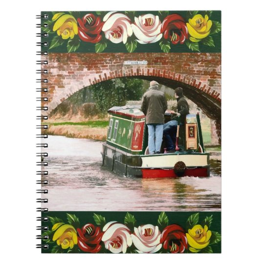 CUADERNO NARROWBOATS