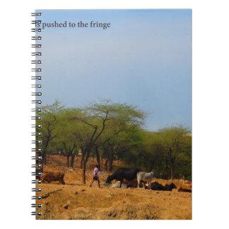 Cuaderno Naturales de los animales del desarrollo del metro