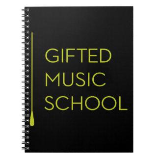 Cuaderno negro de GMS
