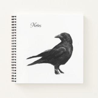 Cuaderno negro del cuervo