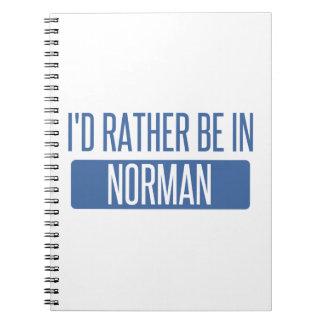 Cuaderno Normando