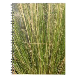 Cuaderno Notebok enrrollado