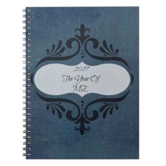 Cuaderno Noteboook 2017