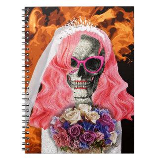 Cuaderno Novia del infierno