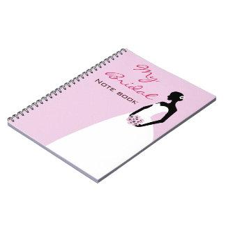 Cuaderno nupcial de la ducha
