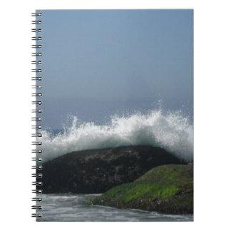 Cuaderno Olas oceánicas