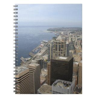 Cuaderno Opinión de Arial de Seattle