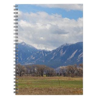 Cuaderno Opinión del perro de las praderas de Boulder