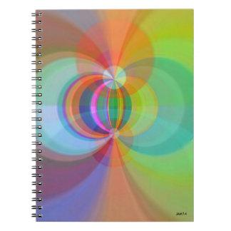 Cuaderno original del arte de Jam_Jar_Marr