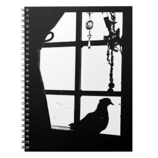 Cuaderno Paloma de la tarde
