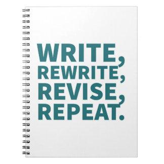Cuaderno para los escritores