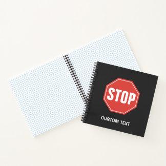 Cuaderno PARE la muestra