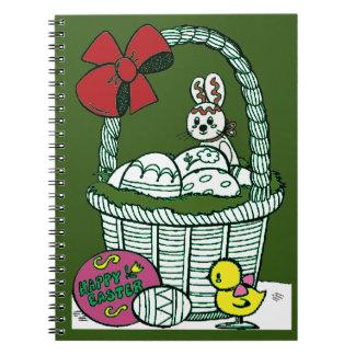 Cuaderno Pascua feliz 3